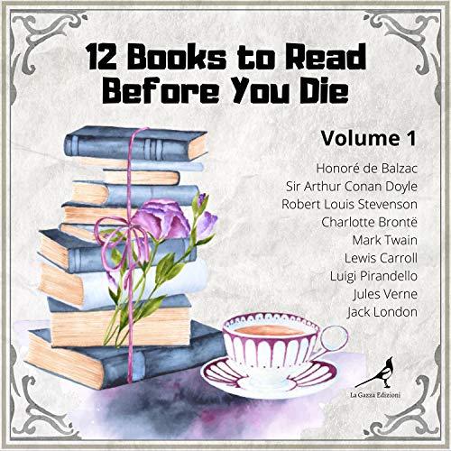 12 Books to Read Before You Die, Volume 1 Titelbild