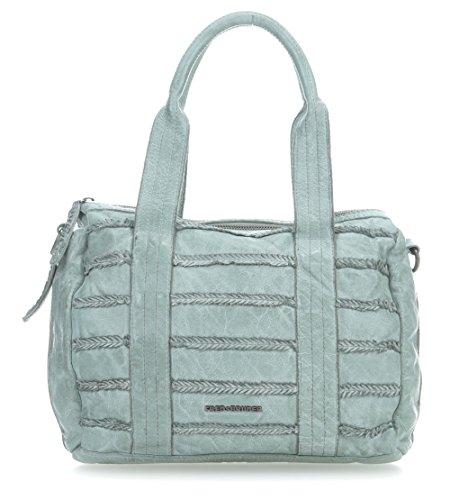 FREDsBRUDER Evergreen Handtasche mintgrün