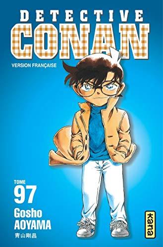 Détective Conan Edition simple Tome 97