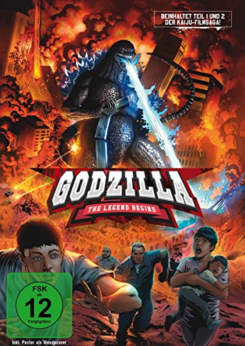 Godzilla: The Legend Begins [2 DVDs]