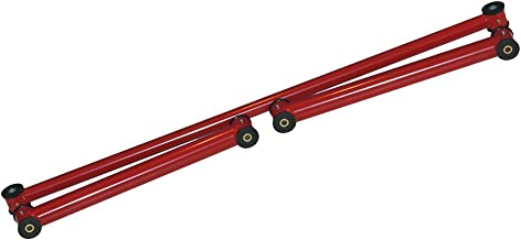 Founders Performance 23811R-PHR Lower Control Arms & Panhard Bar Red - Car Set
