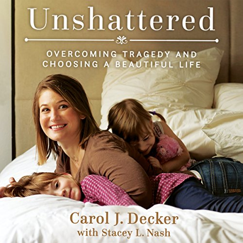 Unshattered audiobook cover art