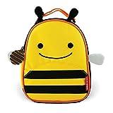 Skip Hop Zoo Lunchie Mini Vespertasche für den Kindergarten, isoliert, mit Namensschild, mehrfarbig