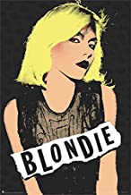 Blondie Pop Art Poster 24-by-36 Inches
