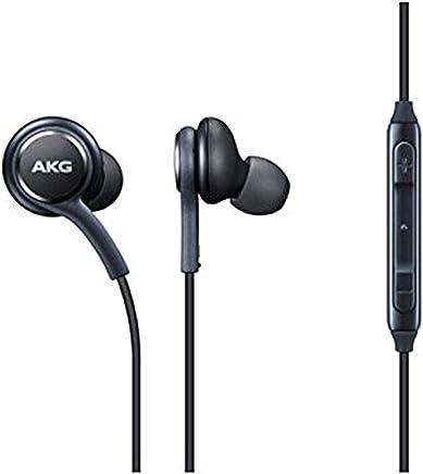 Samsung AKG EO-IG955 In-Ear Earphones for Galaxy S8/S8+ Volume Control with Mic Hands-free Headphones - Titanium Grey