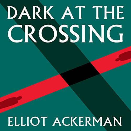 Dark at the Crossing audiobook cover art