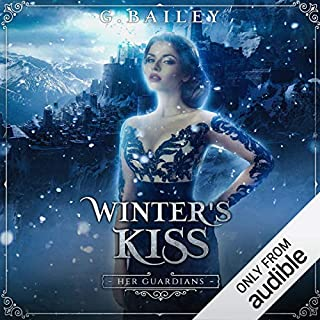 Winter's Kiss audiobook cover art