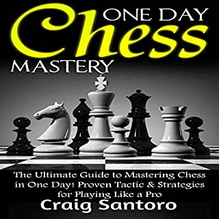 One Day Chess Mastery cover art