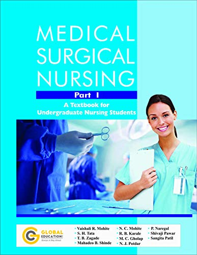 Medical Surgical Nursing Part - I | A Textbook for undergraduate Nursing Students |Latest Edition for Nursing Education