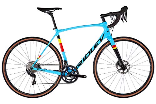 Ridley Bikes Kanzo Speed 105 Mix HD Belgian Blue/Black Rahmenhöhe L | 60cm 2020 Cyclocrosser