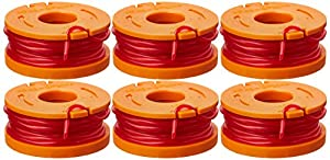 WORX WA0010 Replacement 10-Foot Grass Trimmer/Edger Spool Line