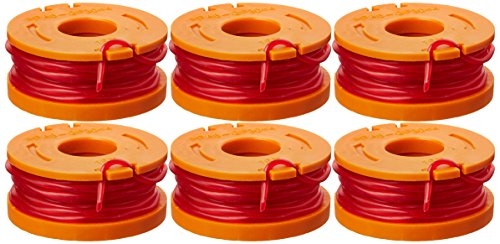 WORX WA0010 6-Pack Replacement Trimmer Line for Select...