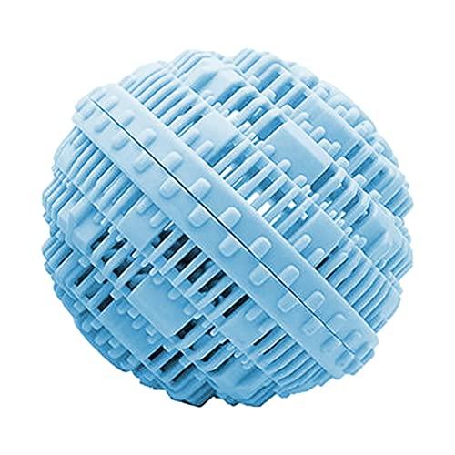 fdsad Juego de bolas de lavado LovFre, bolas de lavandería premium, bolas de lavado ecológicas, cáscara súper suave que no daña la ropa, bolas de lavandería de ciclo de lavado, detergente natural