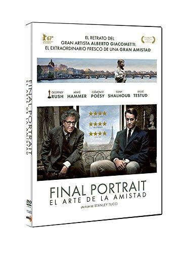 Final Portrait: El Arte De La Amistad [DVD]