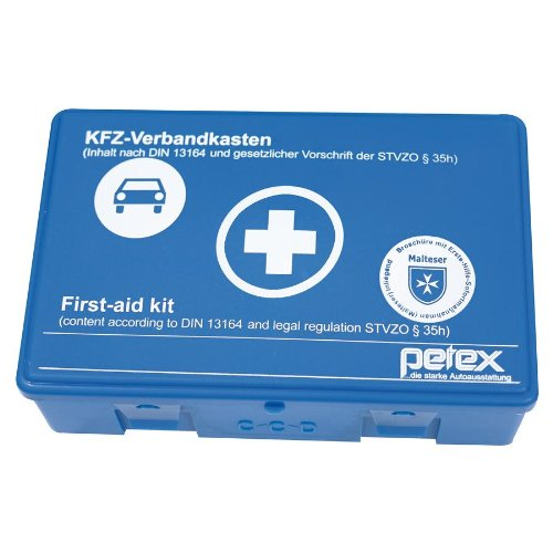 PETEX 43920005 KFZ Verbandkasten