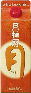 月桂冠 定番酒:つきパック [ 日本酒 京都府 500ml ]