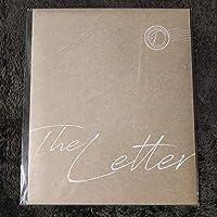 SHINee ジョンヒョン the letter パンフレット BROCHURE