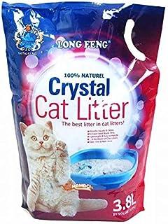 Crystal Cat Litter - Silica Jel