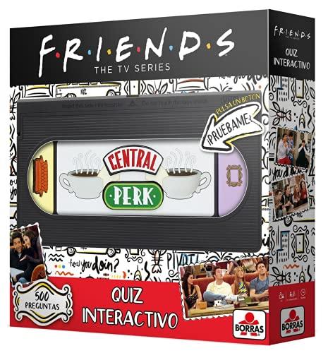 Borras 19190 Quiz. Juego de Preguntas para los Fans de Friends. +13 años