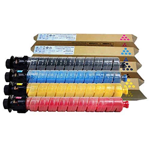 Compatible con Los Cartuchos De Tinta Gestetner DSC1060 1030Sp Cartucho De Tóner Dsc1045 Profesionales Tóner Láser Todo En Uno Impresora,1 Set