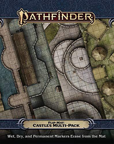 Pathfinder Flip-mat - Castles Multi-pack