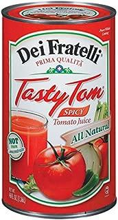 Dei Fratelli - Tasty Tom Spicy Tomato Juice - 46oz - 6 pack