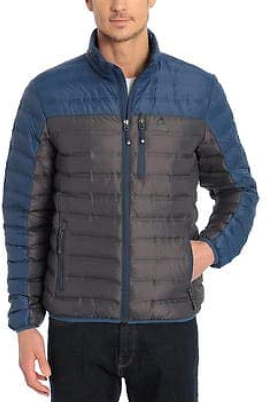 Gerry Performance Sweater down Jacket Slate/Naval Blue