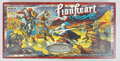 Lionheart von Parker - mittelalterliches Strategiespiel