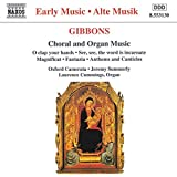 Gibbons: Chor- und Orgelmusik