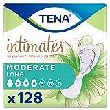 TENA Intimates Moderate Thin Incontinence/Bladder Control Pad, Long Length, 128 Count (Packaging May Vary)