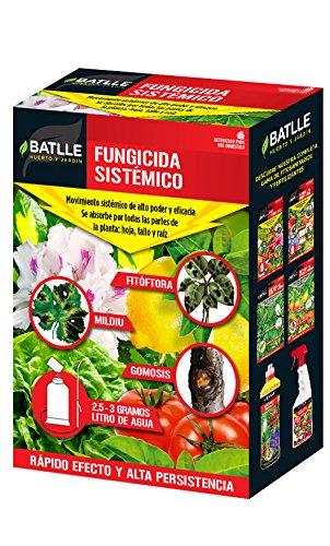 Semi Batlle 730 054 Unita fungicida sistemico, 250 Grammi