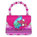 Pink Poppy Fiesta Hard Handbag - Hot Pink