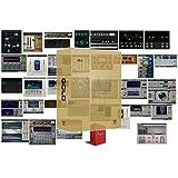 WAVES/Gold 国内正規品 38種以上のWaves定番プロセッサーを揃えたバンドル プラグインソフト
