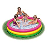 ColorBaby Piscina Hinchable 3 Aros Sunset 114x25cm