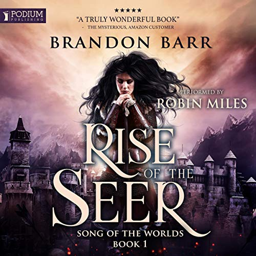 Rise of the Seer cover art