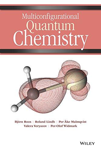 Multiconfigurational Quantum Chemistry (English Edition)
