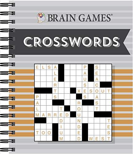 Brain Games - Crosswords