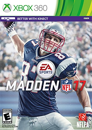 Madden Credence NFL 17 Max 56% OFF - Standard 360 Xbox Edition