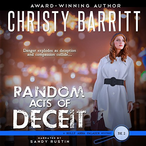 Random Acts of Deceit cover art