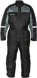 Fieldsheer Men's Polar Suit (Black/Gunmetal, Large)