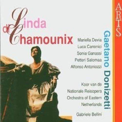 Linda Di Chamounix by Donizetti, G. Box set edition (1996) Audio CD