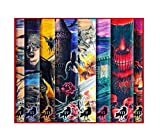 STEPHEN KING NEW COVER SERIES - THE DARK TOWER COMPLETE SET No. 21 thru 28. 1 of 500 (Artist Signed, Cover Only)