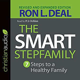 The Smart Stepfamily audiobook cover art