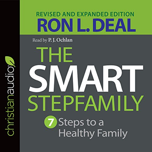 The Smart Stepfamily cover art