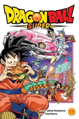 Dragon Ball Super, Vol. 11 (Dragonball super, 11)