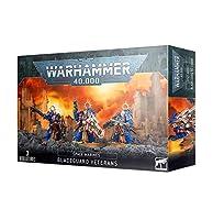 Games Workshop - Warhammer 40,000 - Space Marines Bladeguard Veterans