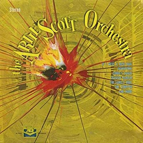 The Artie Scott Orchestra feat. Arthur Greenslade & Tommy Scott