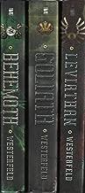 Leviathan Trilogy - 3 Volume Set - Leviathan, Behemoth, Goliath