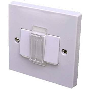 Switch Bridge 3 Pack Lock Covers Prevent Accidental Switching Whilst Allowing Easy Access for intentional Switching, Ideal for Hue
