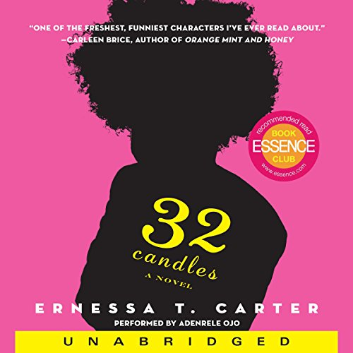 32 Candles audiobook cover art
